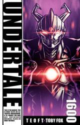 1600 Watchers: Mashup - Ultraman X Undertale by Teoft