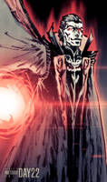Inktober 2017 Day 22: Dracula #9