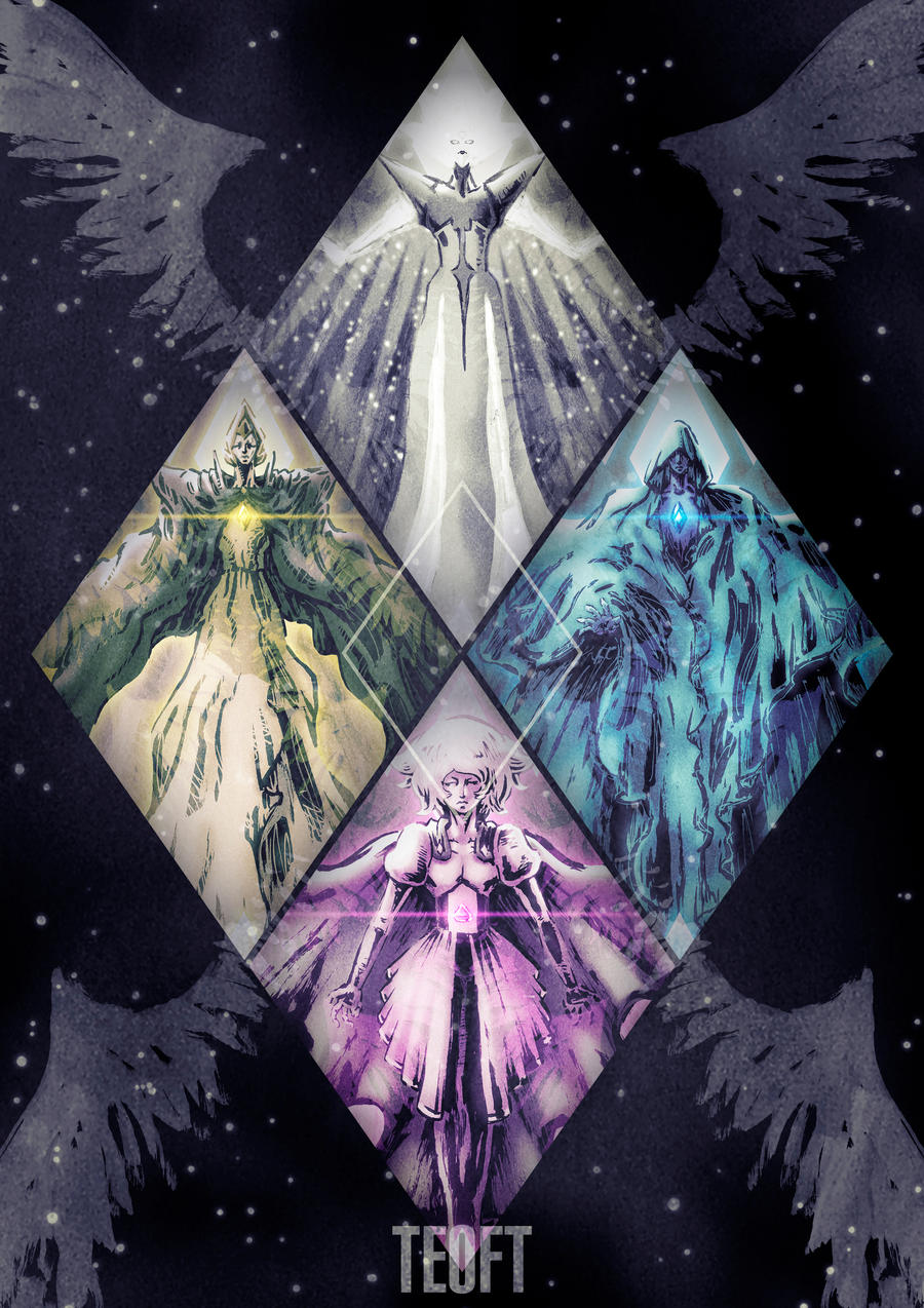 The Complete Diamond Authority by Teoft
