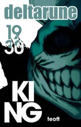 Mashup: Bleach X Deltarune - King by Teoft