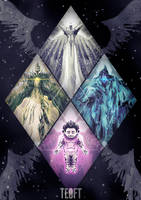 The Current Diamond Authority by Teoft
