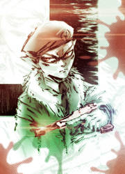 Sketch: Splatoon - Army by Teoft