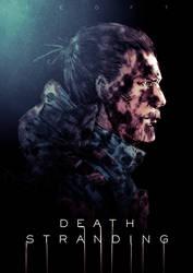 DEATH STRANDING - BLACK by Teoft
