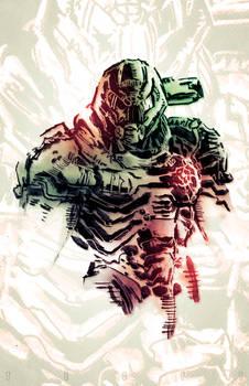 Ludens Inspired Doom Slayer