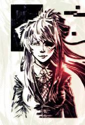 Sketch: A Little Bit Of Monika