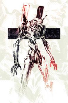 Sketch: EVA-01