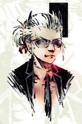 Sketch: Helltaker - Justice