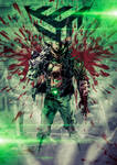 Commission: Darkstar Doomguy