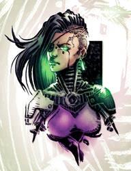 Commission: Cyborg