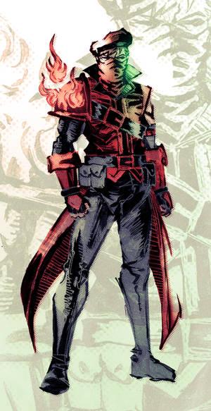 Commission: Lieutenant Eddy