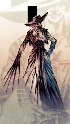Commission: Lady Alcina Dimitrescu