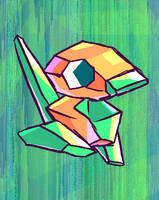 porygon by rupoor