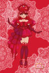 Rainbow Precure: Cure Red!