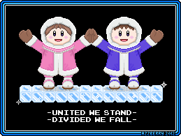 United We Stand, Divided We Fall by azzberry