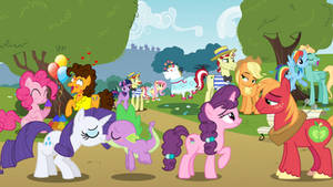 My Favourite MLP Ships