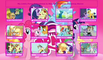 MLP Shipping Meme by PurpleWonderPower