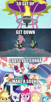 Helping Twilight Win The Crown