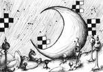 Chess Landscape~ (Sketch)
