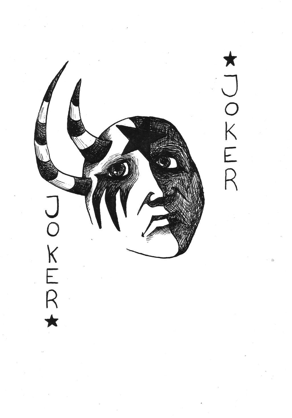 Joker (idea) by Fallmusic