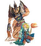 Vasilisa, Russian Fairy Tales