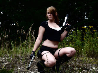 Lara Croft 015 by mycosplaylaracroft