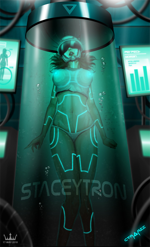 building Staceytron-corArze by corArze