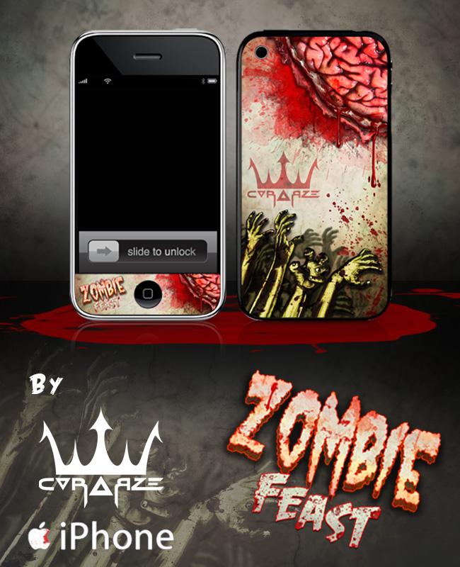 Zombie Feast 4 Iphone by corArze