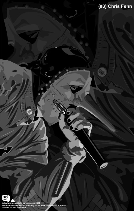 Chris Fehn By Inumocca
