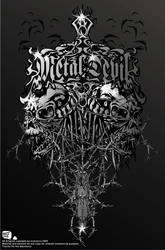 .:MetalDevil:. by inumocca