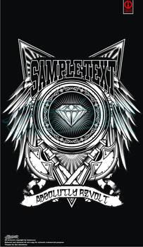 Design for sale _skull diamond