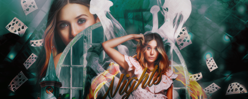 Nights Signature. by gloryparadise