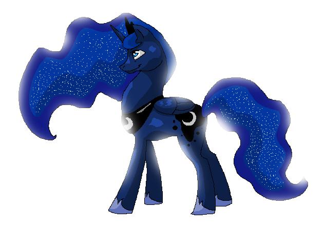 Luna by Kotego