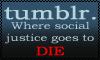 Stamp - Social Injustice by Kotego
