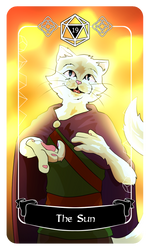 19 - The Sun (Whiskers)