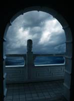 Premade Balcony by desideriasp-stock