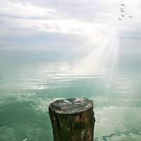 Premade Sea by desideriasp-stock