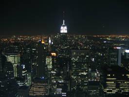 City Night by desideriasp-stock