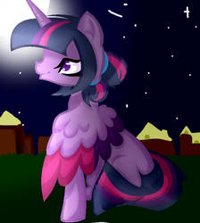 [MLP] Princess Twilight Sparkle [Fanart]