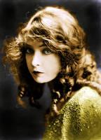 Lillian Gish by GrandDuchessIsabelle
