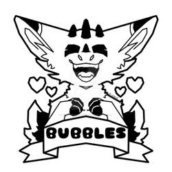 Badge for bubblelink.creations_221