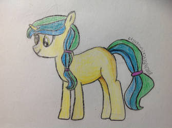 DewDrop (MLP Request) by rainbows2424