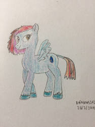 MLP G5 Character Concept by rainbows2424
