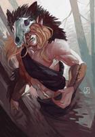 .:Artfight:. 08 by not-unicorn