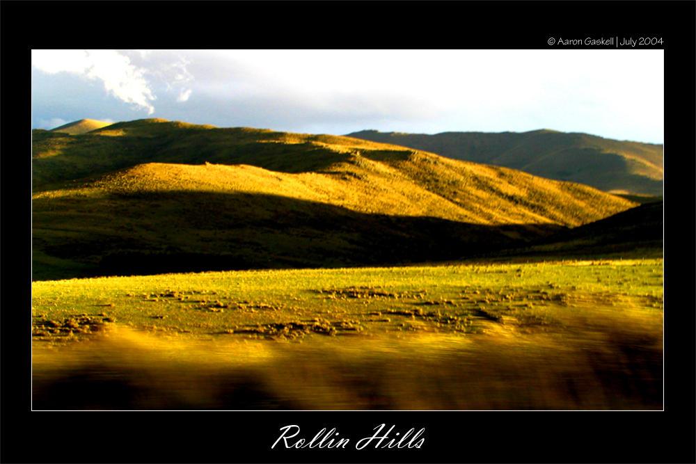 Rollin Hills by bizstice