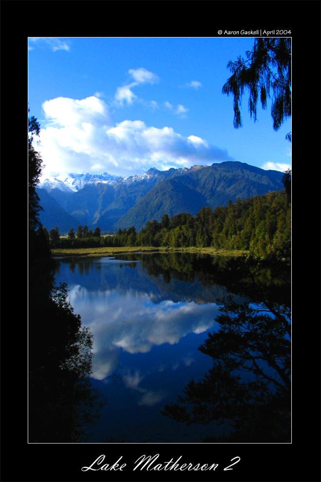 Lake Matherson II by bizstice