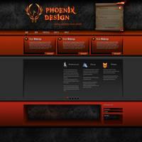 phoenix design by dst5216
