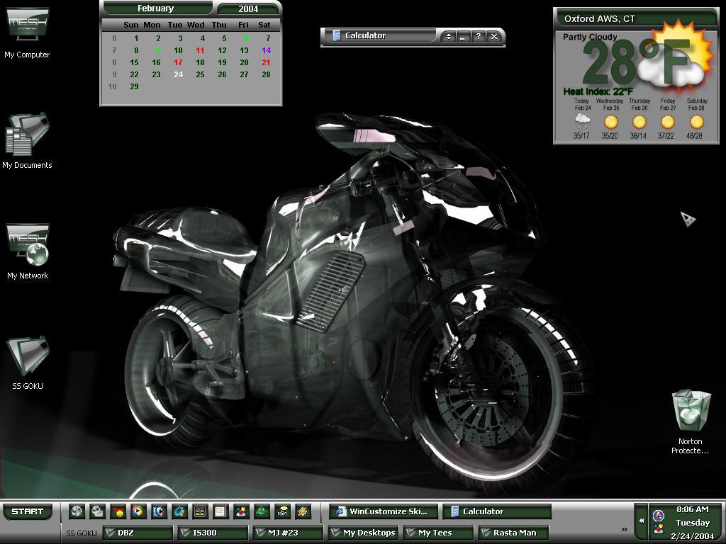 X-Cycle by ssgoku-23