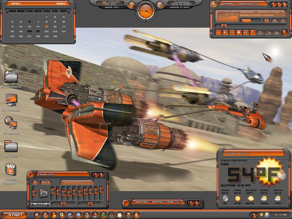 RaceA 4-15-04 by ssgoku-23
