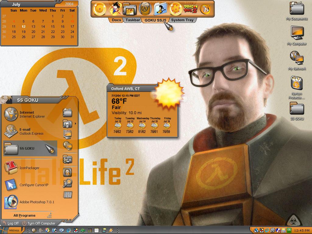 Half-Life 2 by ssgoku-23