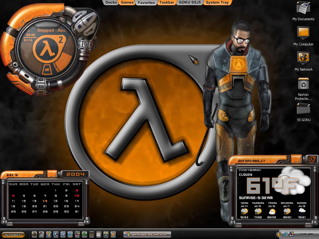 Half-Life 2x2 by ssgoku-23